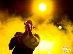 Calle 13  en el Alrumbo 2014