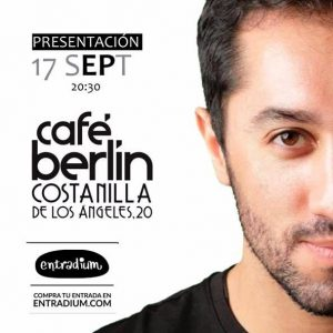 DAVID CASTRO @ Café Berlín | Madrid | Comunidad de Madrid | Spain