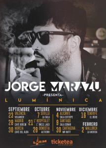 JORGE MARAZU @ Café Berlín | Madrid | Comunidad de Madrid | Spain