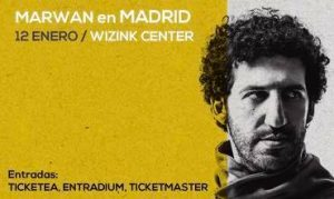 MARWAN @ WiZink Center | Madrid | Comunidad de Madrid | Spain