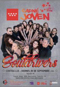 SOULDRIVERS @ ContraClub | Madrid | Comunidad de Madrid | Spain