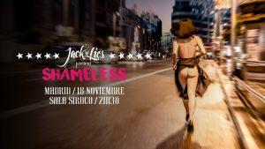JACK'N'LIES @ Sala Siroco | Madrid | Comunidad de Madrid | Spain