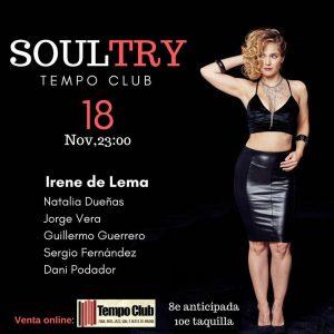 SOULTRY @ Tempo Club   Madrid   Comunidad de Madrid   Spain