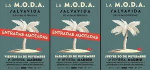 LA MARAVILLOSA ORQUESTA DEL ALCOHOL (LA MODA)
