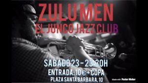 ZULU MEN @ El Junco   Madrid   Comunidad de Madrid   Spain