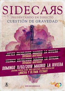 SIDECARS @ La Riviera | Madrid | Comunidad de Madrid | Spain