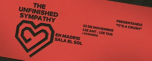 The Unfinished Sympathy en la Sala El Sol @ El Sol