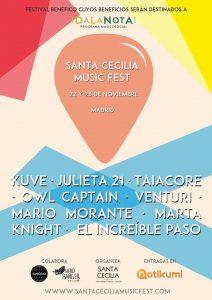 SANTA CECILIA MUSIC FEST