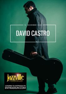 DAVID CASTRO @ Jazzville | Madrid | Comunidad de Madrid | Spain