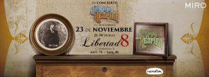 JOEL REYES + ÁLEX LARRAGA @ Café Libertad 8    Madrid   Comunidad de Madrid   Spain