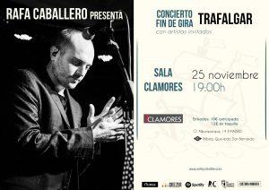 RAFA CABALLERO @ Sala Clamores   Madrid   Comunidad de Madrid   Spain