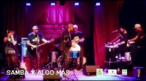 SAMBA Y ALGO MÁS @ Café Berlín | Madrid | Comunidad de Madrid | Spain