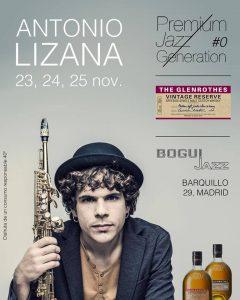 ANTONIO LIZANA @ Bogui Jazzq   Madrid   Comunidad de Madrid   Spain