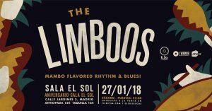 THE LIMBOOS @ El Sol | Madrid | Comunidad de Madrid | Spain