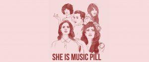 SHE'S THE MUSIC PILL @ Siroco | Madrid | Comunidad de Madrid | Spain
