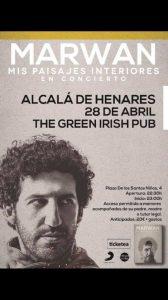 MARWAN @ The Green Irish Pub | Alcalá de Henares | Comunidad de Madrid | Spain