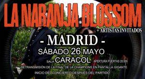 LA NARANJA BLOSSOM @ Caracol | Madrid | Comunidad de Madrid | Spain