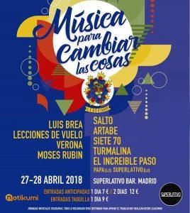 MUSICAUCIADOS: @ Superlativo  | Madrid | Comunidad de Madrid | Spain