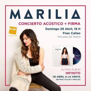 MARILIA @ Fnac Callao | Madrid | Comunidad de Madrid | Spain