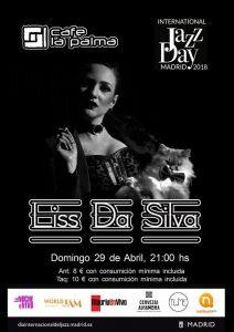 LISS DA SILVA @ Café La Palma | Madrid | Comunidad de Madrid | Spain