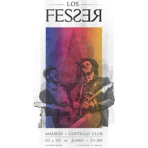 LOS FESSER @ Costello Club | Madrid | Comunidad de Madrid | Spain