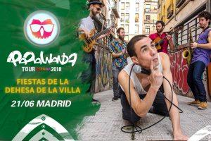 PAPAWANDA @ Dehesa de la Villa | Madrid | Comunidad de Madrid | Spain