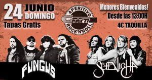 SUEVICHA + FUNGUS @ Gruta 77 | Madrid | Comunidad de Madrid | Spain
