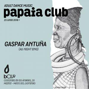 GASPAR ANTUÑA @ Café Berlín | Madrid | Comunidad de Madrid | Spain