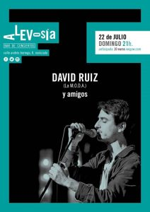 DAVID RUIZ Y AMIGOS @ Alevosía | Madrid | Comunidad de Madrid | Spain