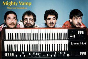 MIGHTY VAMP @ El Junco | Madrid | Comunidad de Madrid | Spain