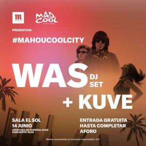 KUVE + WAS @ El Sol | Madrid | Comunidad de Madrid | Spain