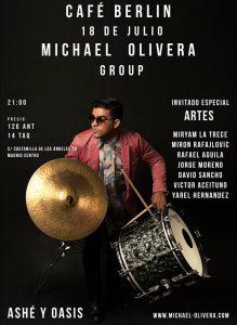 MICHAEL OLIVERA @ Café Berlín | Madrid | Comunidad de Madrid | Spain