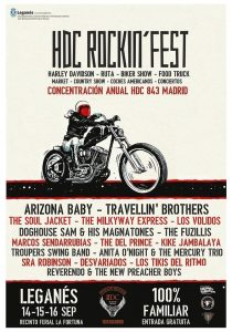 HDC ROCKING FEST @ Recinto Ferial La Fortuna | Leganés | Community of Madrid | Spain