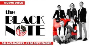 THE BLACK NOTE @ Sala Clamores