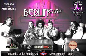 FORRÓ GIRANDEIRO @ Café Berlín