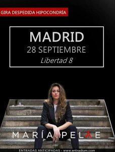 MARÍA PELÁE @ Libertad 8