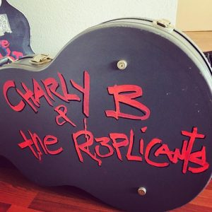 CHARLYB & THE R3PLICANTS! @ Sala Siroco