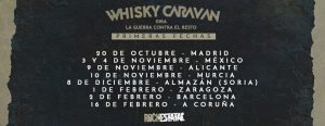 WHISKY CARAVAN + DERRY @ Eventos Madrid