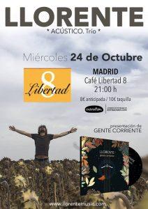 LLORENTE @ Café Libertad 8