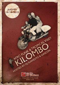 KILOMBO @ CAFE LA PALMA