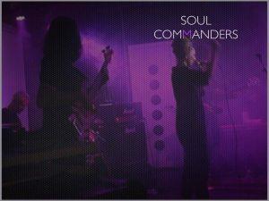 THE SOUL COMMANDERS @ Tempo Club
