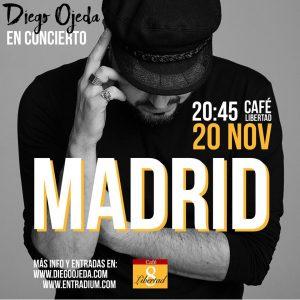 DIEGO OJEDA @ Café Libertad 8