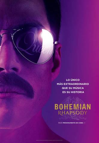 Bohemian Rhapsody, la historia de Freddie Mercury y Queen