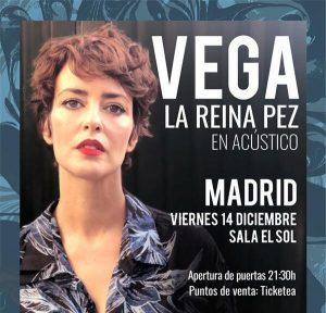 VEGA @ Sala Sol De Madrid