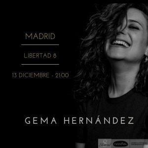 GEMA HERNANDEZ @ Café Libertad 8