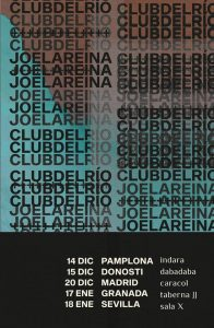 JOE LA REINA Y CLUB DEL RÍO @ SALA CARACOL MADRID