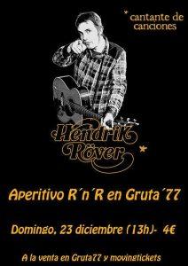 HENDRIK ROVER @ Gruta77