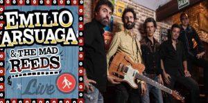EMILIO ARSUAGA + THE MAD REEDS @  El Intruso