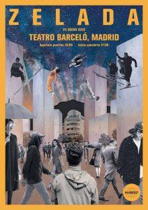 INVERFEST: ZELADA @ Teatro Barceló