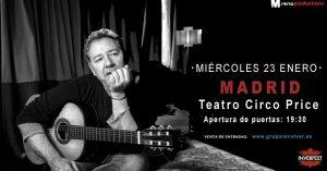 INVERFEST: REVÓLVER @ TEATRO CIRCO PRICE